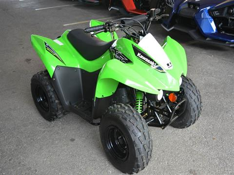 2019 Kawasaki KFX 90 in Clearwater, Florida - Photo 5