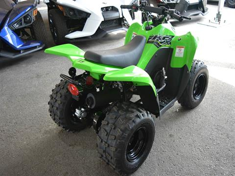 2019 Kawasaki KFX 90 in Clearwater, Florida - Photo 6