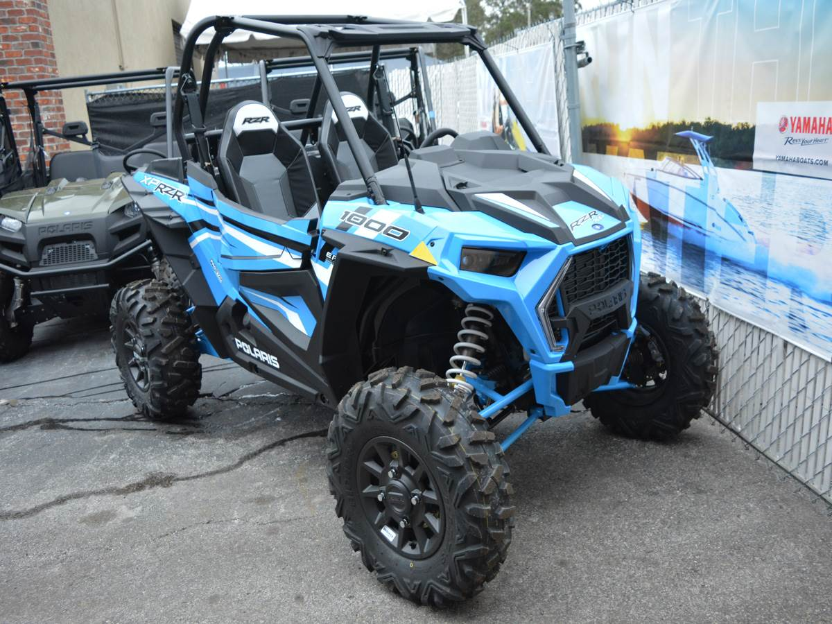 2019 Polaris RZR XP 1000 Ride Command in Clearwater, Florida - Photo 2