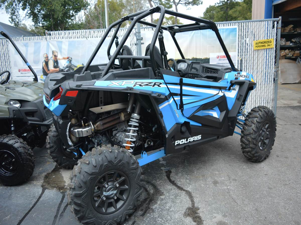 2019 Polaris RZR XP 1000 Ride Command in Clearwater, Florida - Photo 5