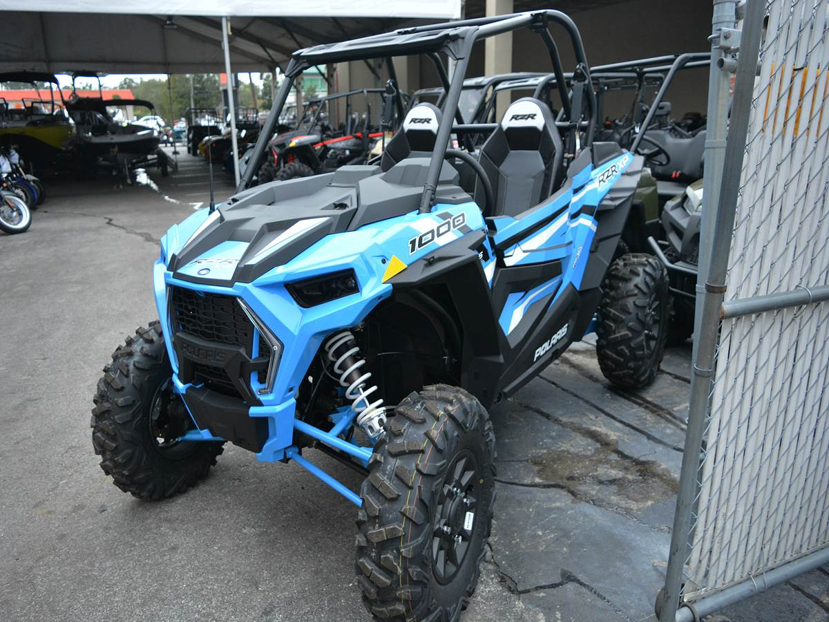 2019 Polaris RZR XP 1000 Ride Command in Clearwater, Florida - Photo 10