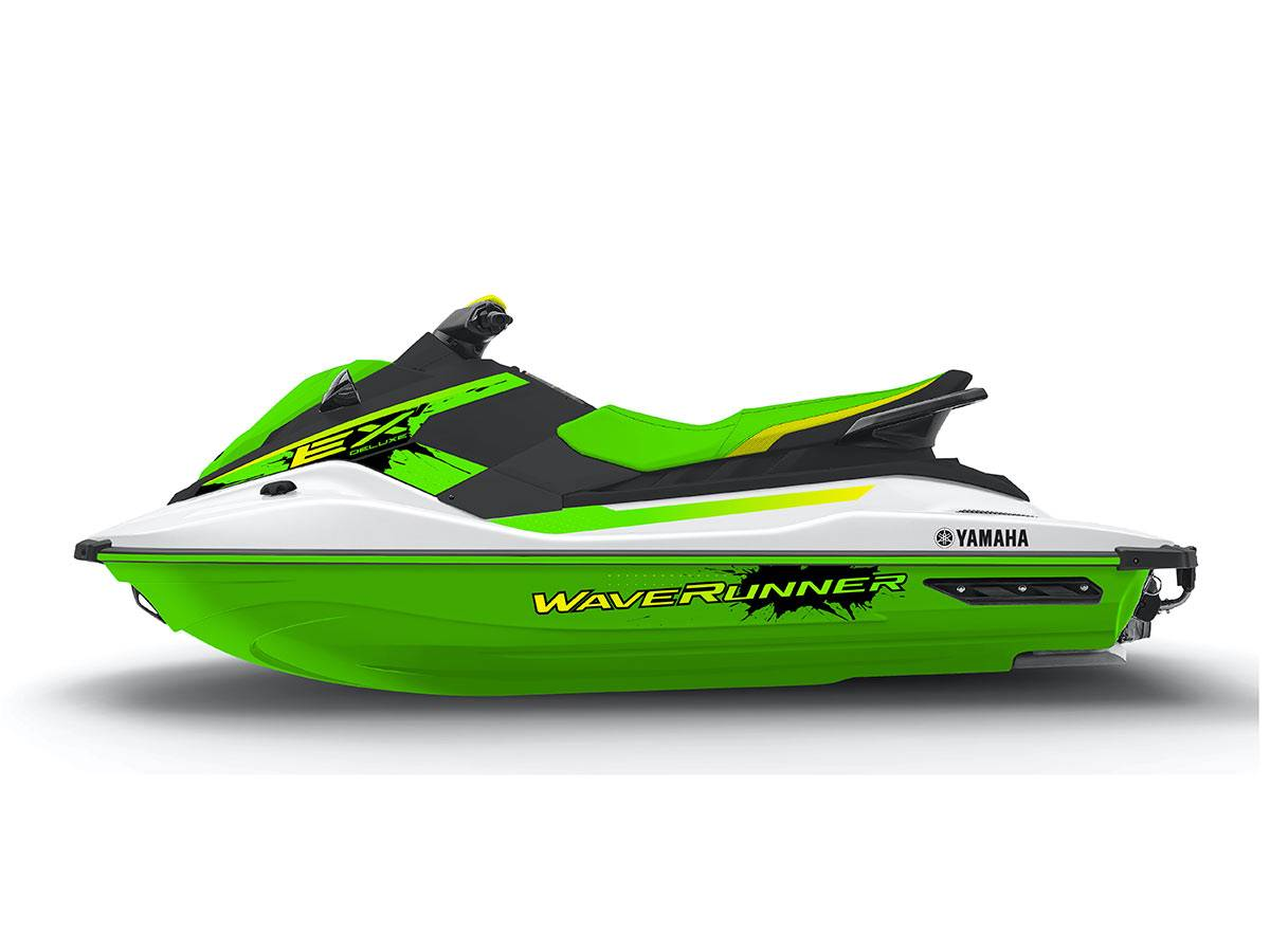 2021 Yamaha EX DELUXE in Clearwater, Florida - Photo 13