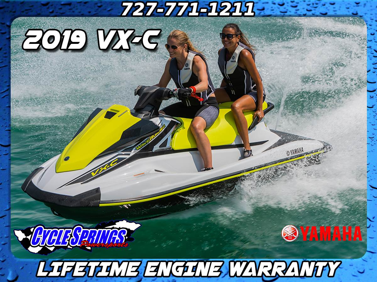 2019 Yamaha VX-C in Clearwater, Florida