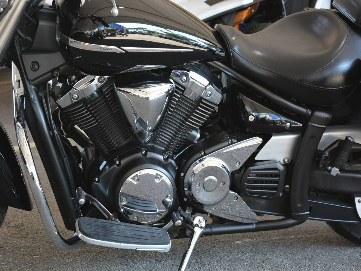 2007 Yamaha V Star® 1300 in Clearwater, Florida - Photo 11