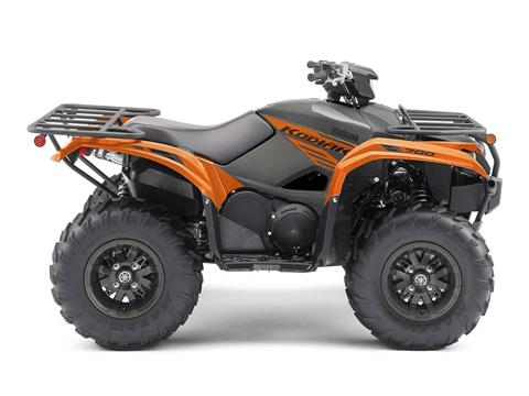 2021 Yamaha Kodiak 700 EPS SE in Clearwater, Florida - Photo 1