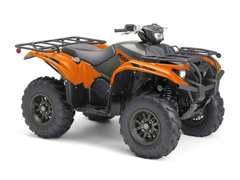 2021 Yamaha Kodiak 700 EPS SE in Clearwater, Florida - Photo 2