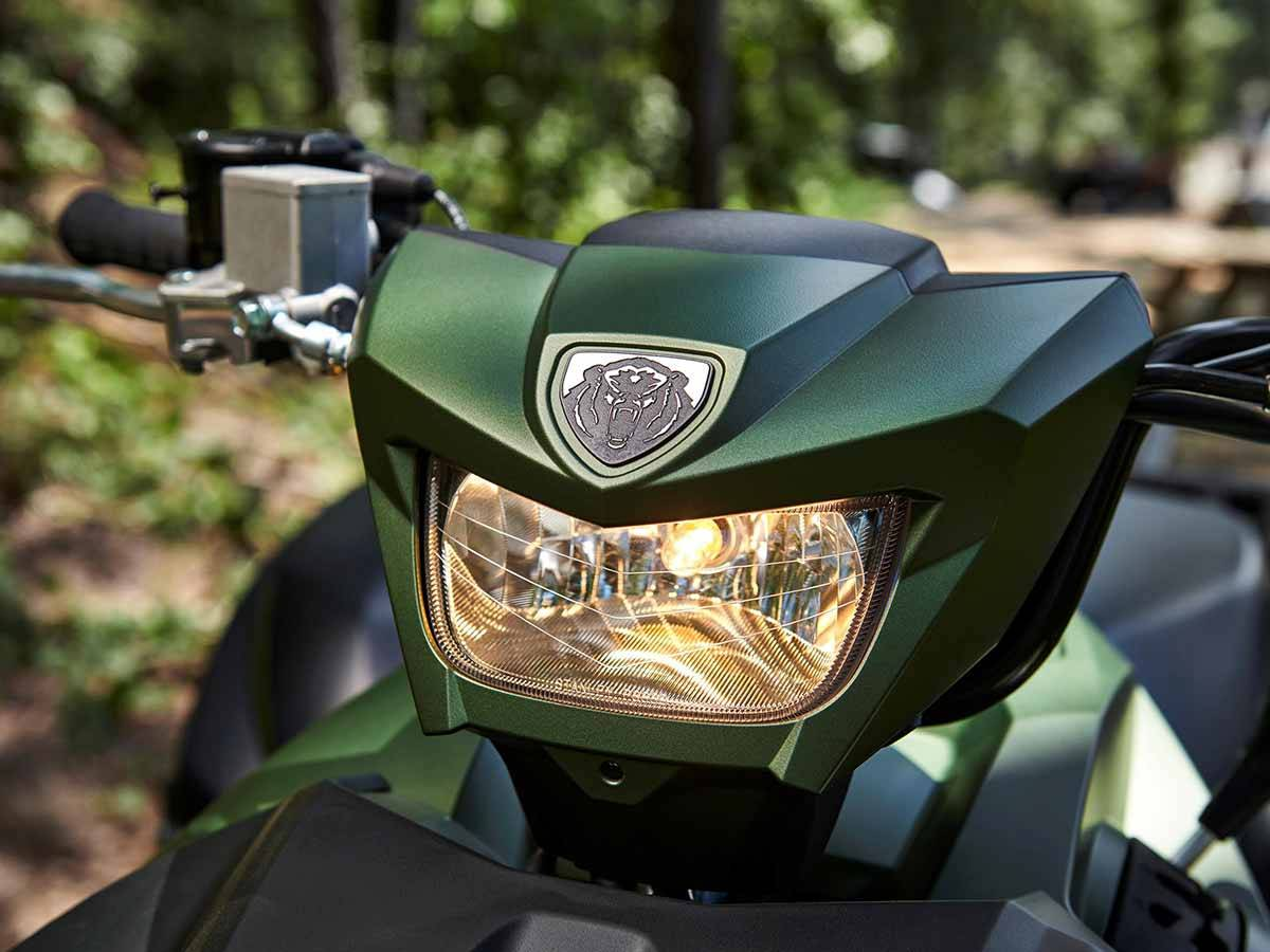 2021 Yamaha Kodiak 700 EPS SE in Clearwater, Florida - Photo 6