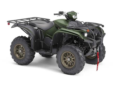 2021 Yamaha Kodiak 700 EPS SE in Clearwater, Florida - Photo 4