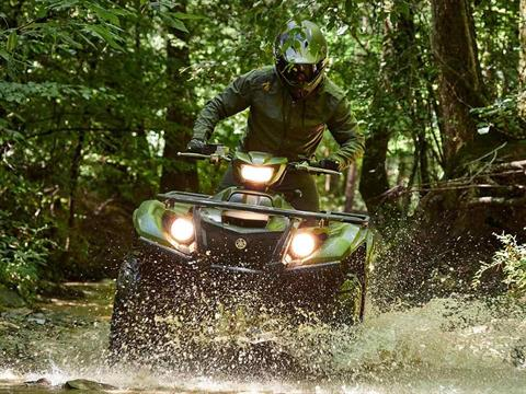2021 Yamaha Kodiak 700 EPS SE in Clearwater, Florida - Photo 8
