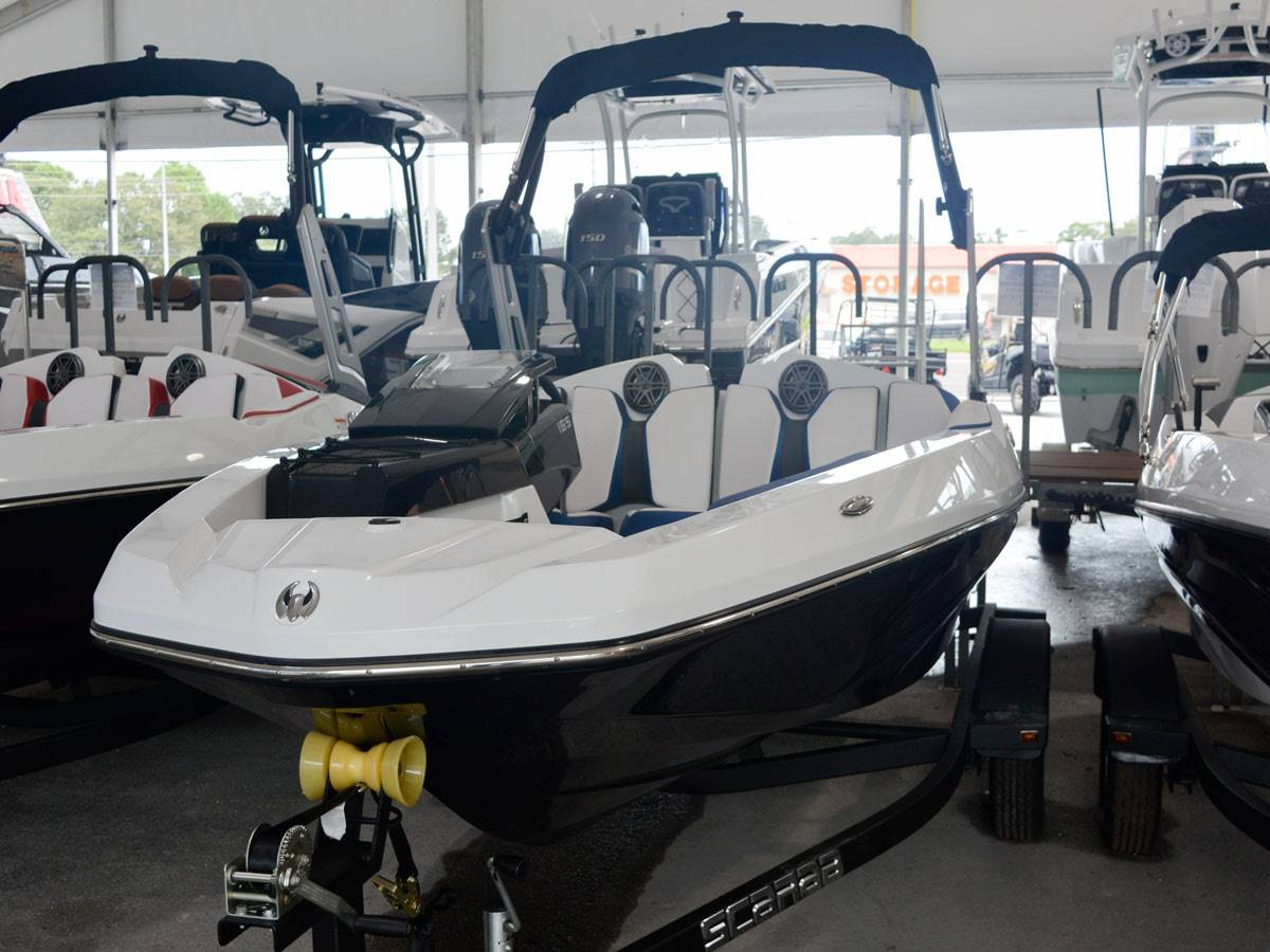 2021 Scarab 165 ID in Clearwater, Florida - Photo 1