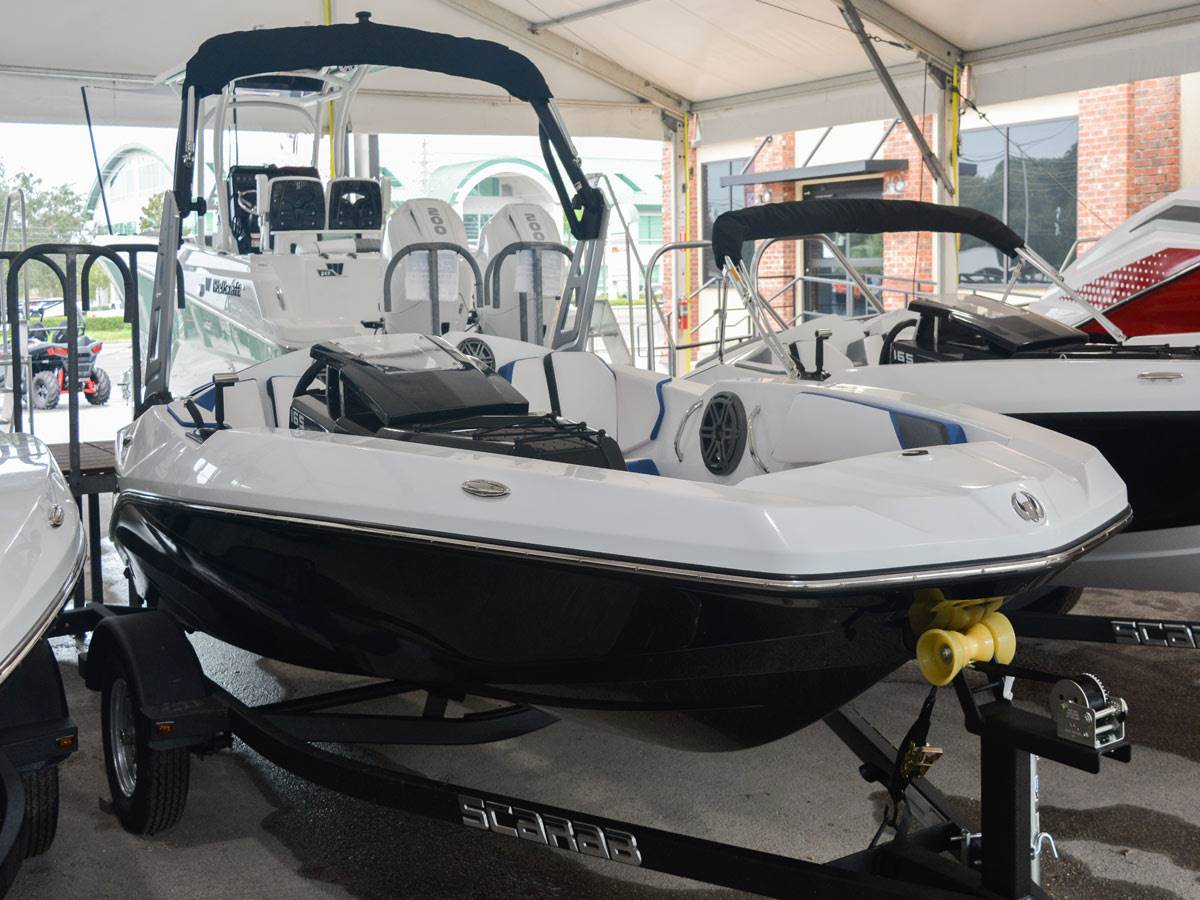 2021 Scarab 165 ID in Clearwater, Florida - Photo 2