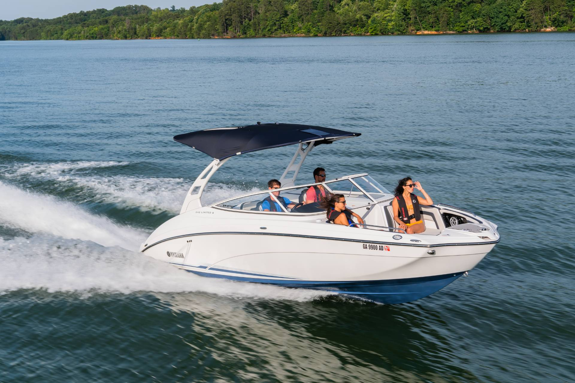 2019 Yamaha 242 Limited S E Series In Clearwater Florida