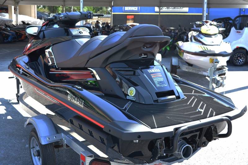 2018 Yamaha FX Limited SVHO in Clearwater, Florida