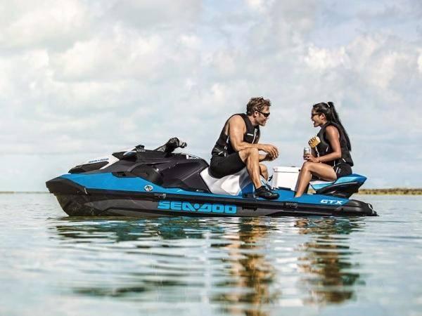 New 2018 Sea-Doo GTX 155 iBR Watercraft in Clearwater, FL   Stock ...