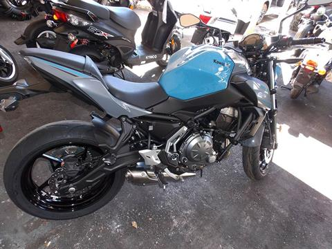 2019 Kawasaki Z650 ABS in Clearwater, Florida - Photo 6