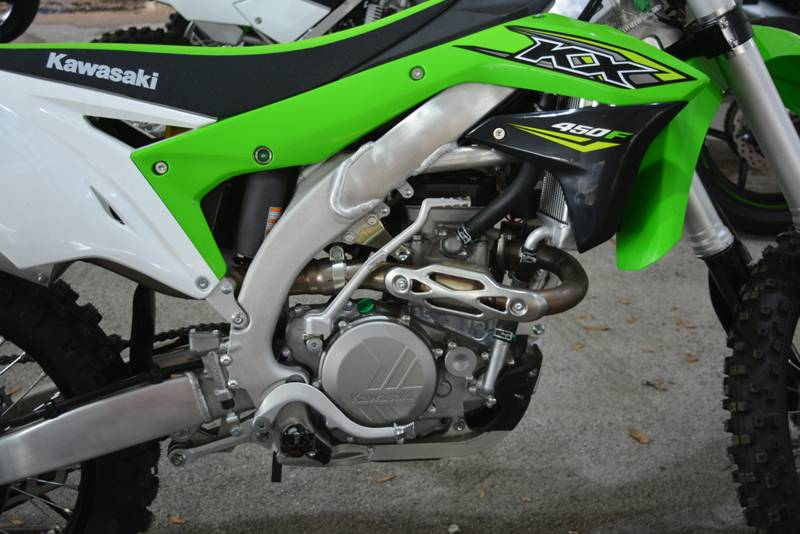 2018 Kawasaki KX 450F in Clearwater, Florida