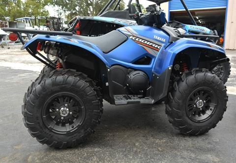 2019 Yamaha Kodiak 700 EPS SE in Clearwater, Florida - Photo 1