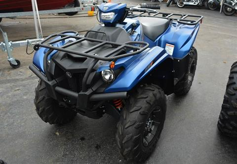2019 Yamaha Kodiak 700 EPS SE in Clearwater, Florida - Photo 2