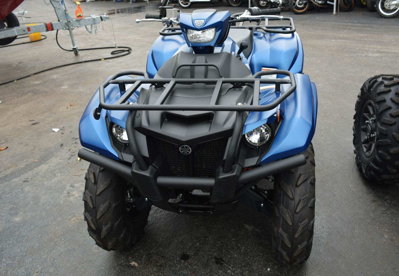 2019 Yamaha Kodiak 700 EPS SE in Clearwater, Florida - Photo 5