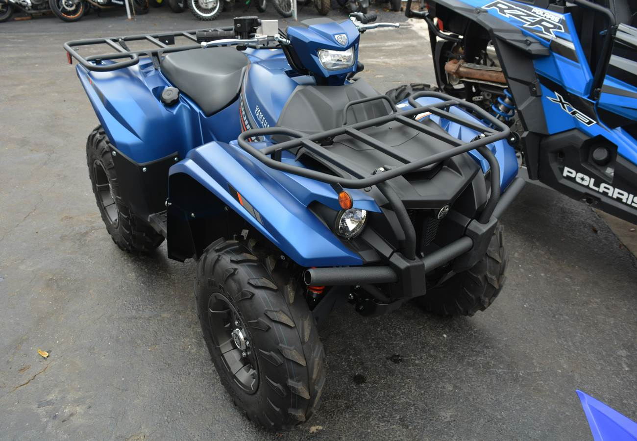2019 Yamaha Kodiak 700 EPS SE in Clearwater, Florida - Photo 6