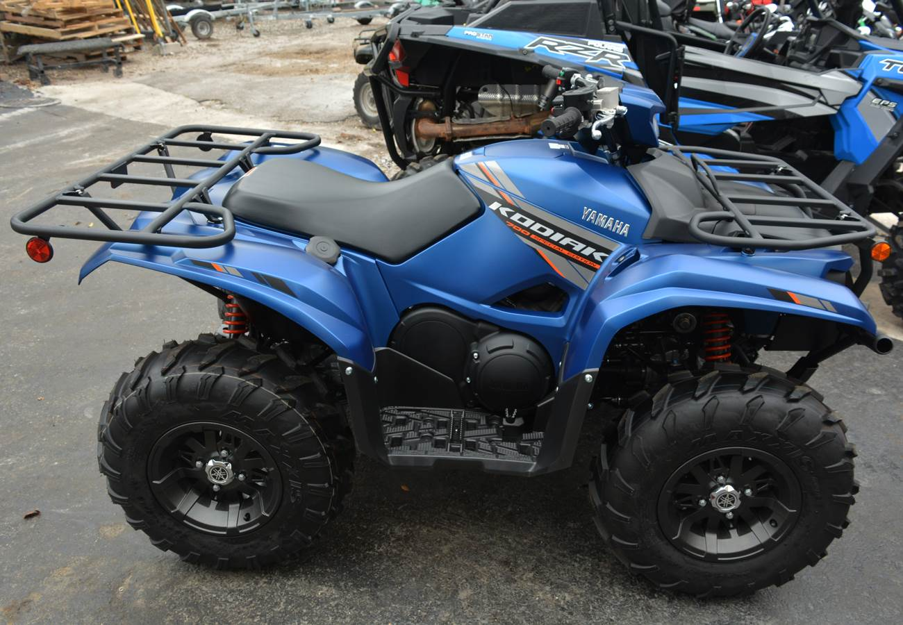 2019 Yamaha Kodiak 700 EPS SE in Clearwater, Florida - Photo 7