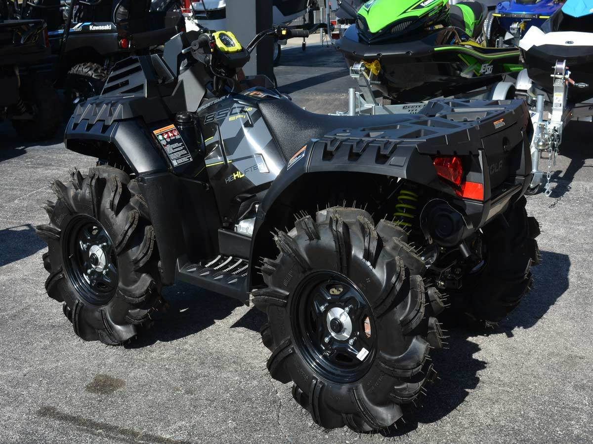 2020 Polaris Sportsman 850 High Lifter Edition in Clearwater, Florida - Photo 4