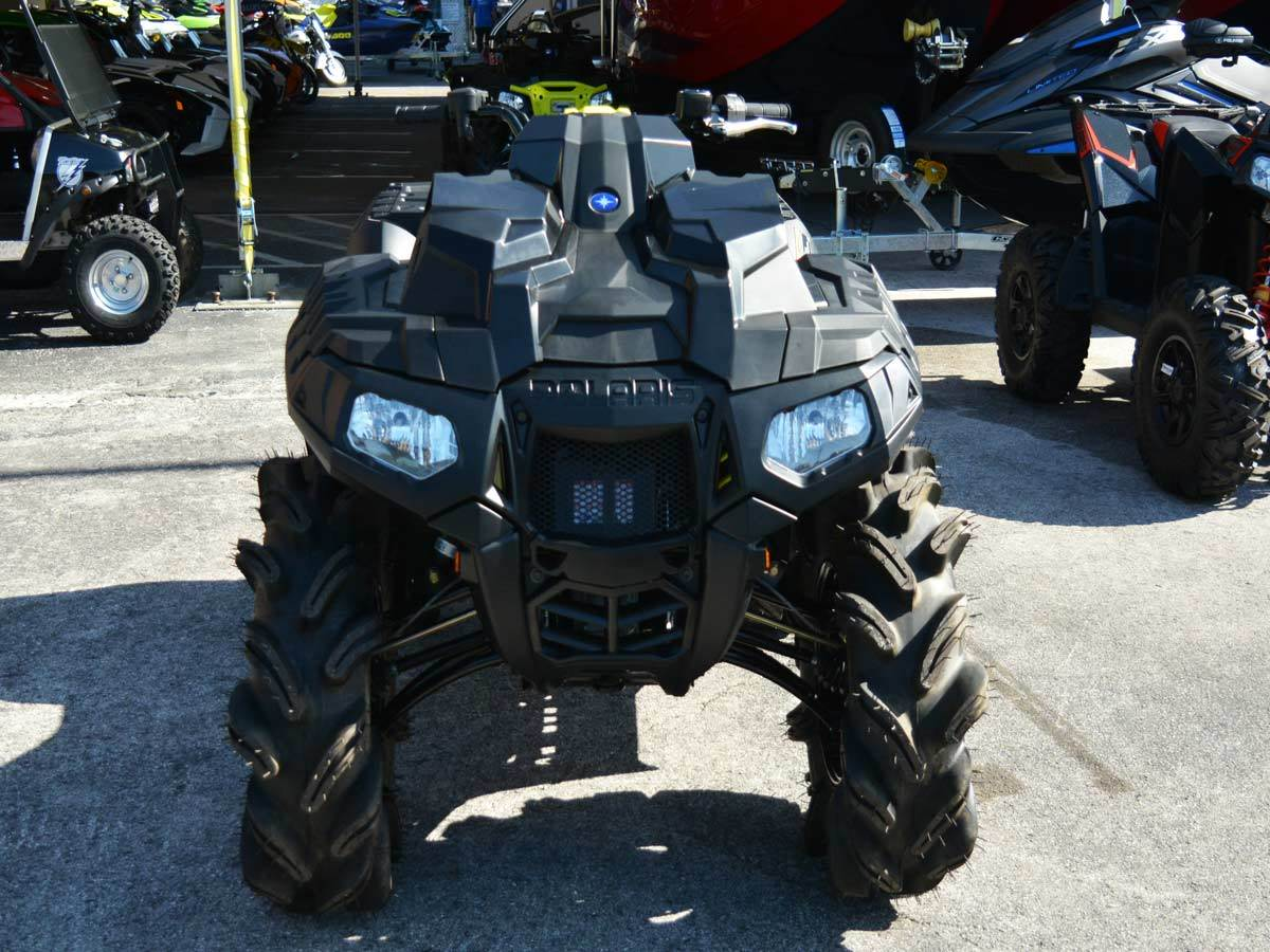 2020 Polaris Sportsman 850 High Lifter Edition in Clearwater, Florida - Photo 11