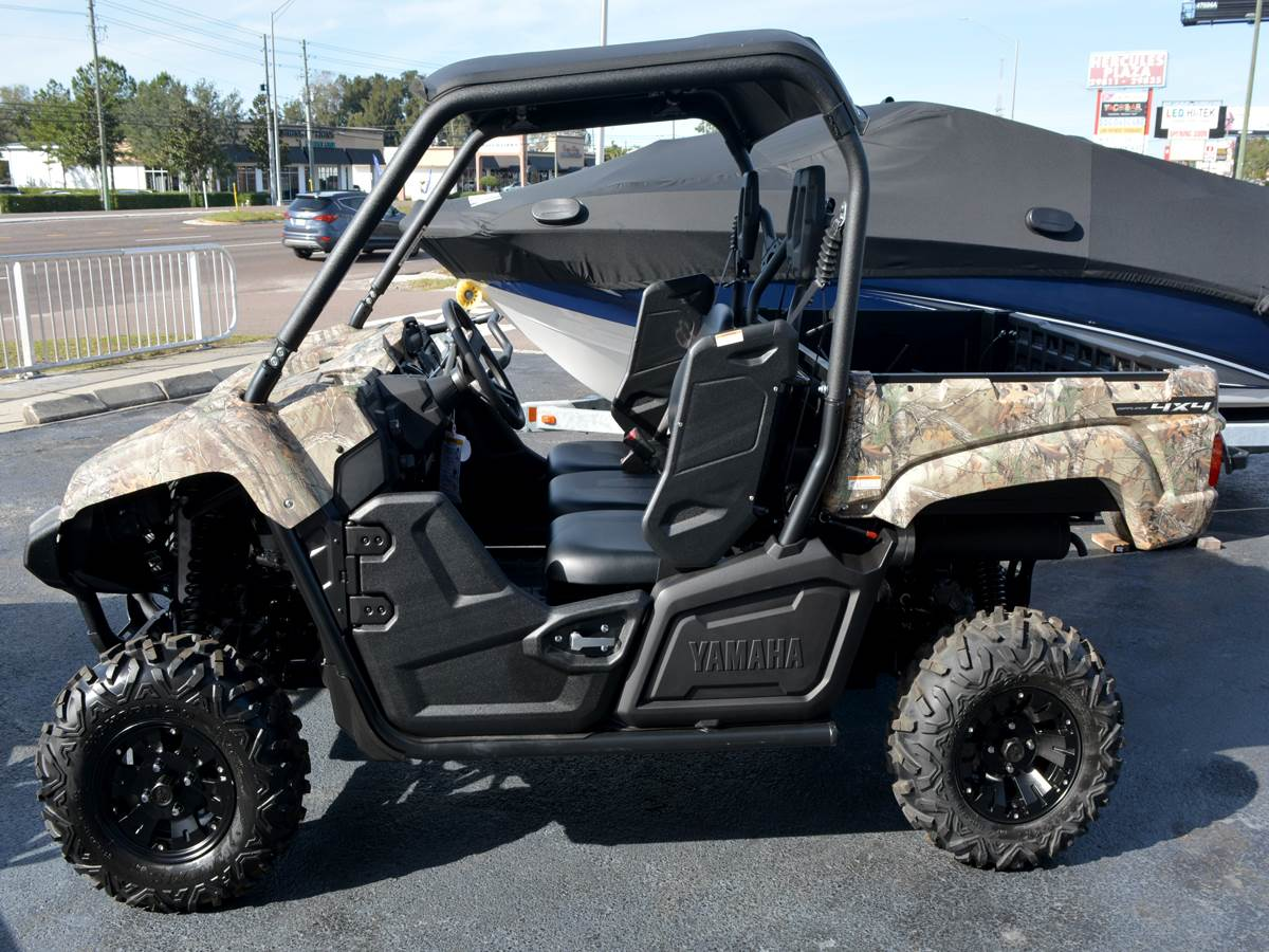 2018 Yamaha Viking EPS in Clearwater, Florida - Photo 1