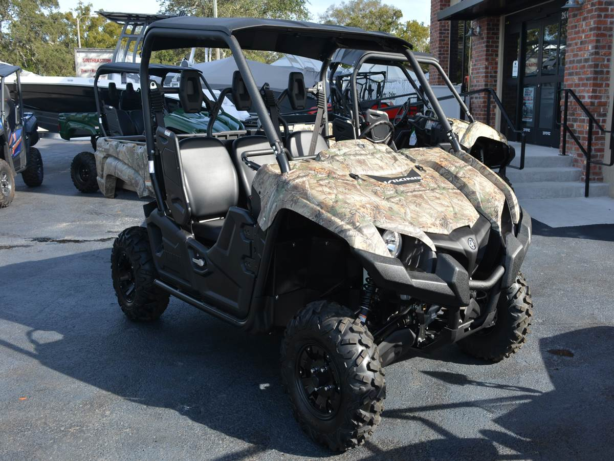 2018 Yamaha Viking EPS in Clearwater, Florida - Photo 2
