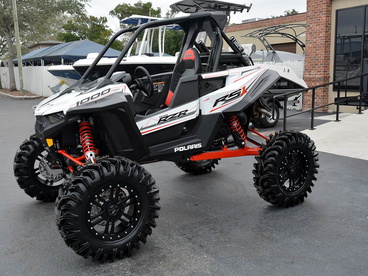 2019 Polaris RZR RS1 in Clearwater, Florida - Photo 8