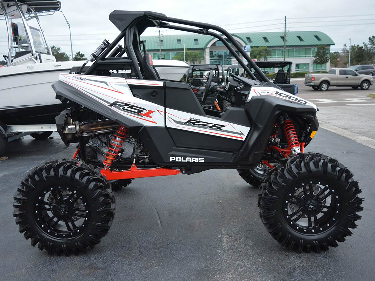 2019 Polaris RZR RS1 in Clearwater, Florida - Photo 4