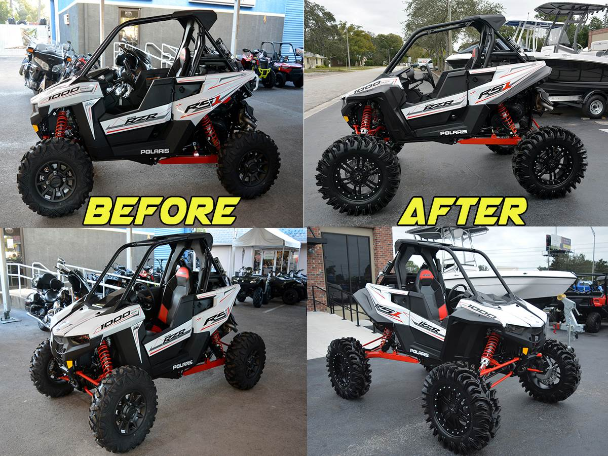 2019 Polaris RZR RS1 in Clearwater, Florida - Photo 1