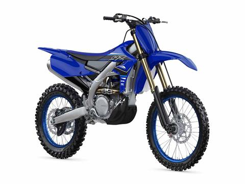 2021 Yamaha YZ450FX in Clearwater, Florida - Photo 2
