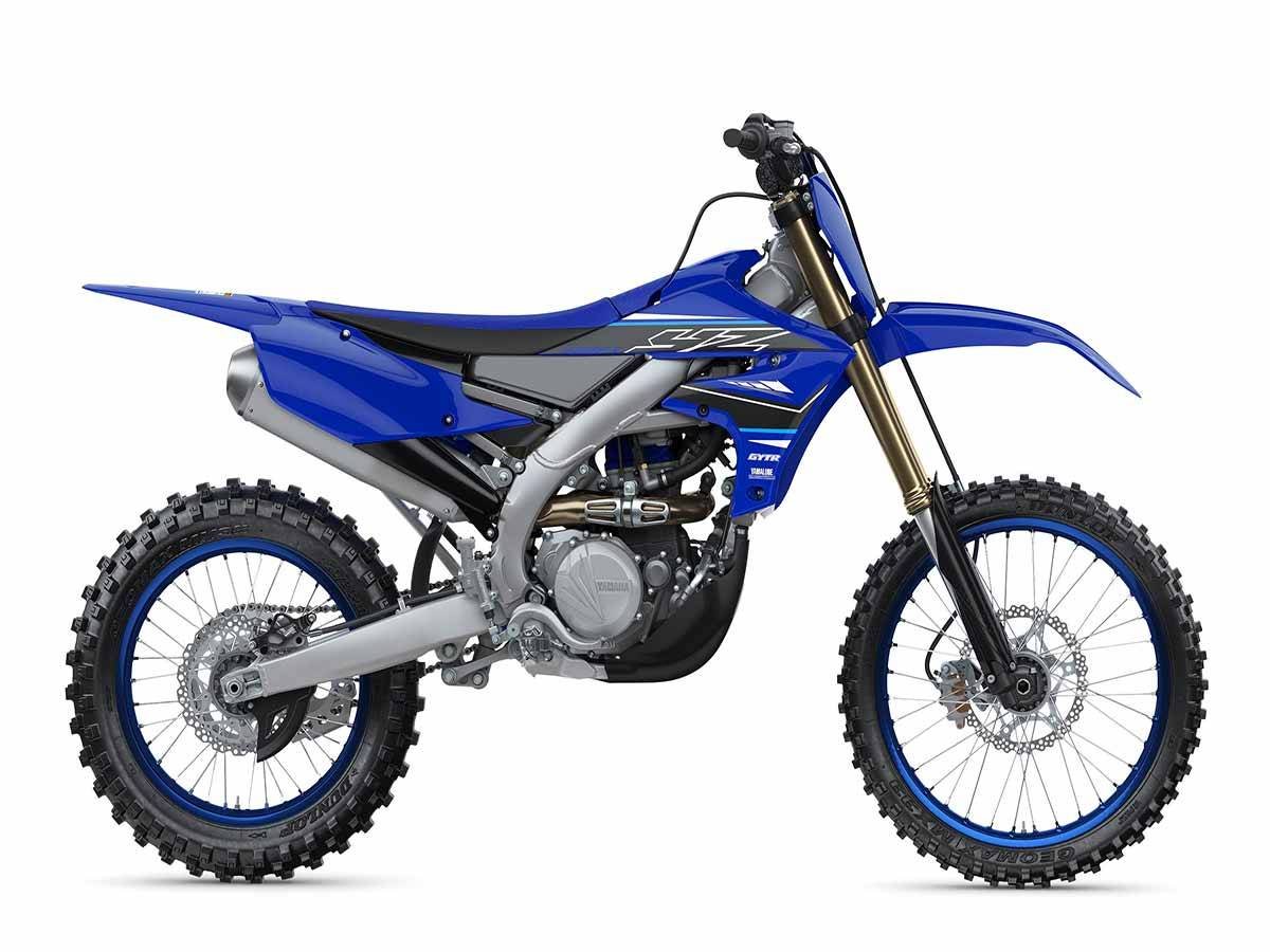 2021 Yamaha YZ450FX in Clearwater, Florida - Photo 1