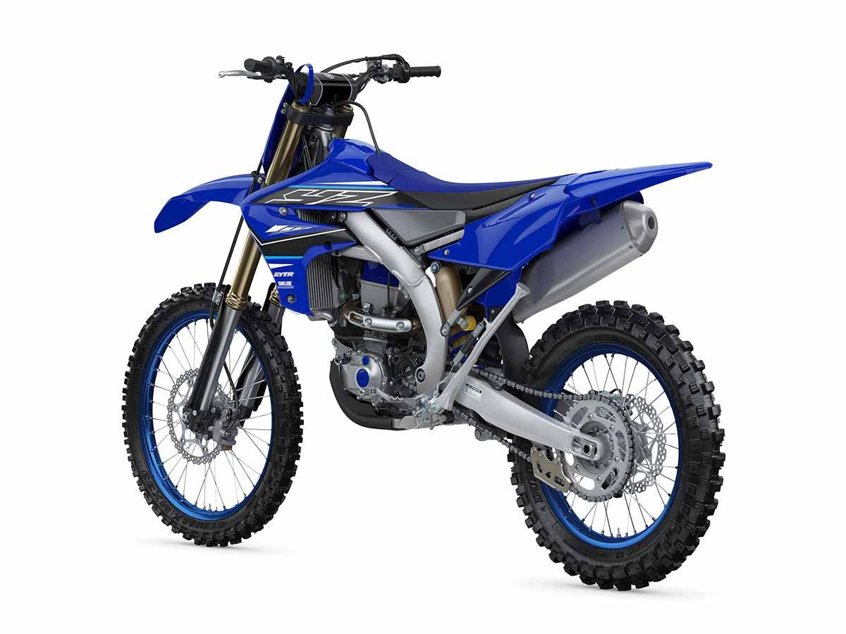 2021 Yamaha YZ450FX in Clearwater, Florida - Photo 4