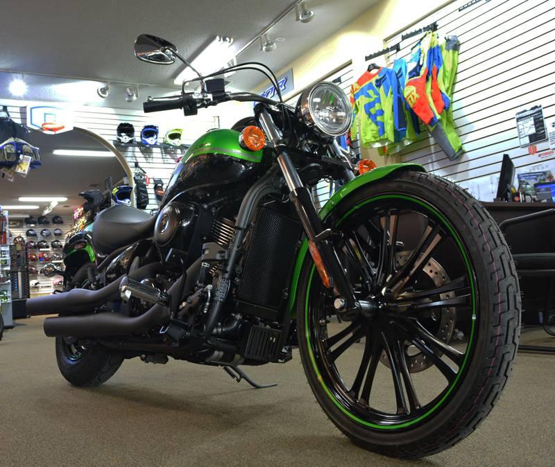 New 2018 Kawasaki Vulcan 900 Custom Motorcycles in Clearwater, FL ...
