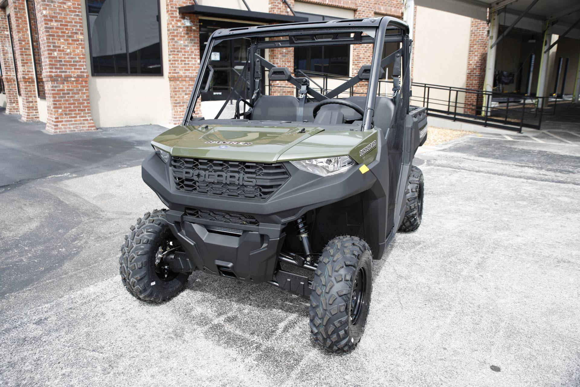 2021 Polaris Ranger 1000 in Clearwater, Florida - Photo 2