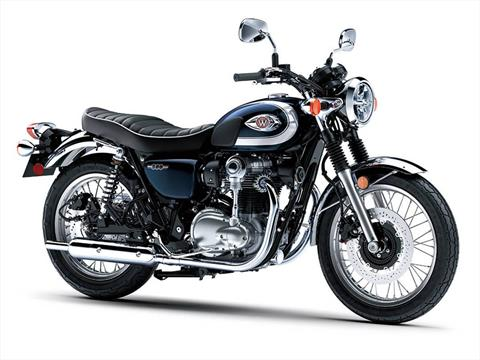 2021 Kawasaki W800 in Clearwater, Florida - Photo 2