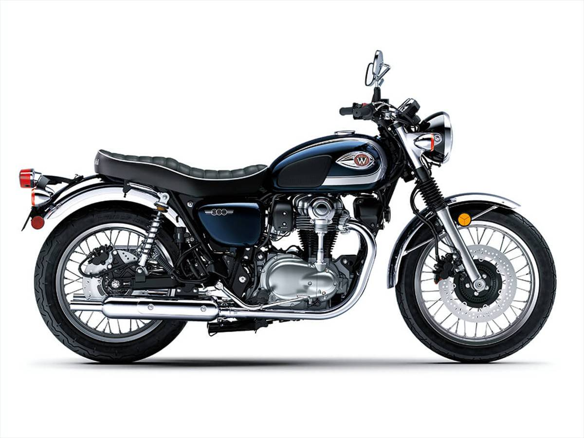2021 Kawasaki W800 in Clearwater, Florida - Photo 1