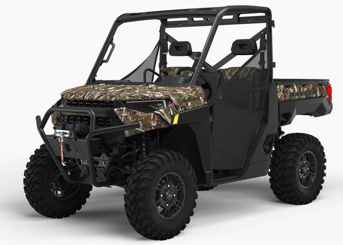 2021 Polaris Ranger XP 1000 Big Game Edition in Clearwater, Florida - Photo 1