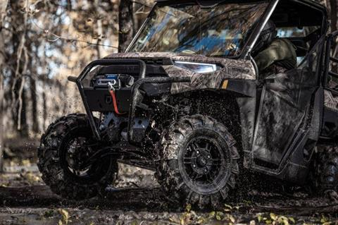2021 Polaris RANGER CREW XP 1000 Waterfowl Edition in Clearwater, Florida - Photo 2