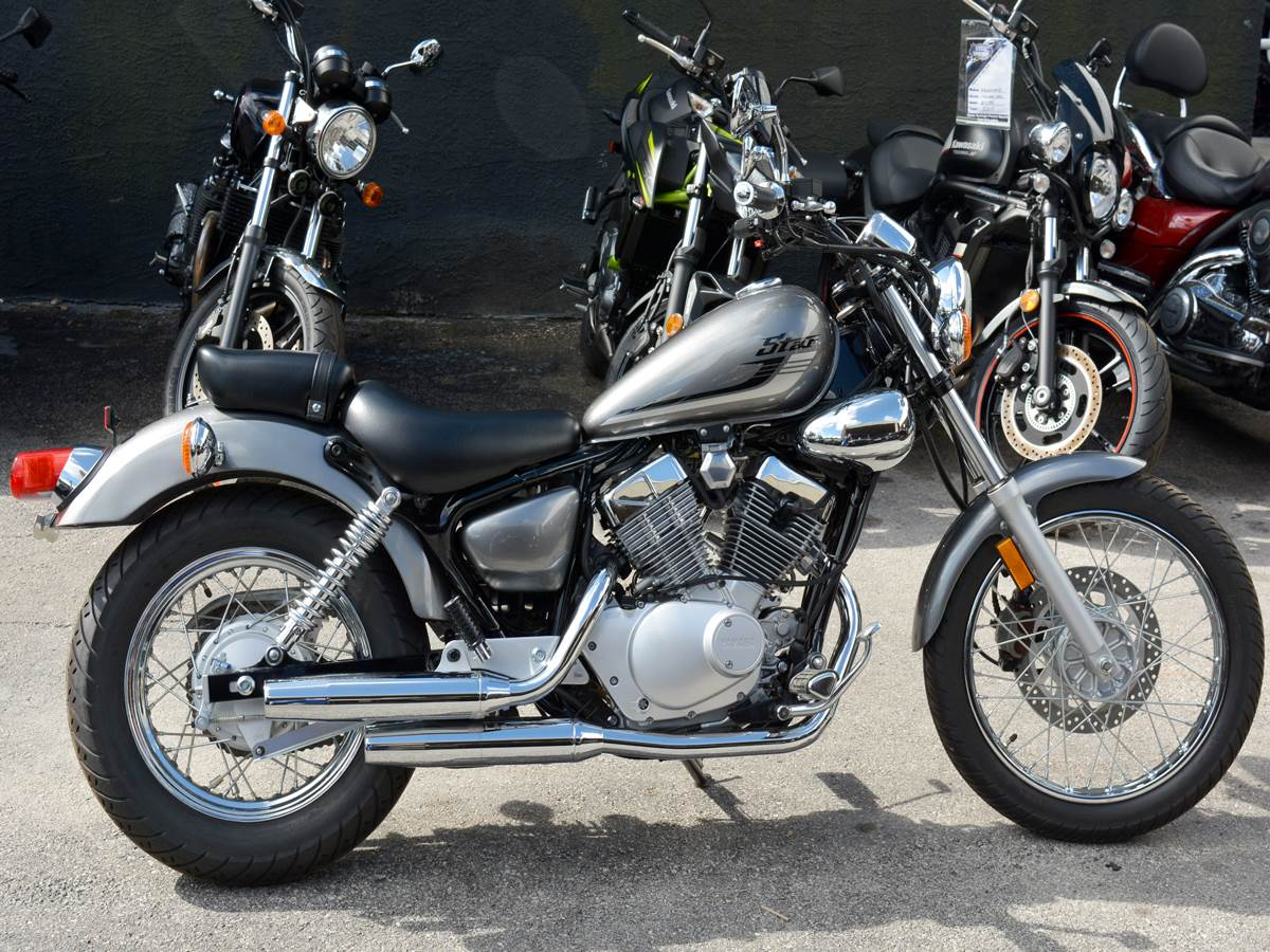 2017 Yamaha V Star 250 In Clearwater Florida