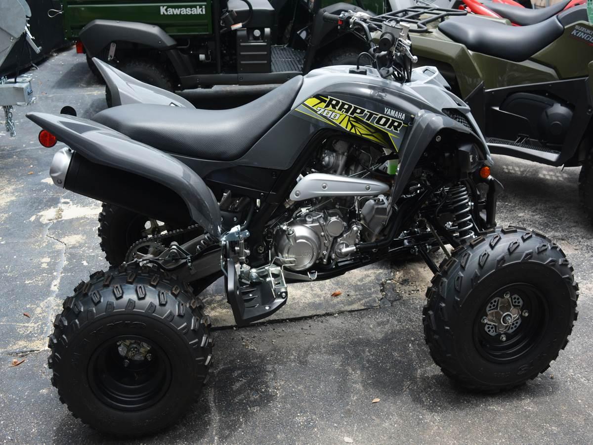 2c45b78fb4c9 New 2019 Yamaha Raptor 700 ATVs in Clearwater