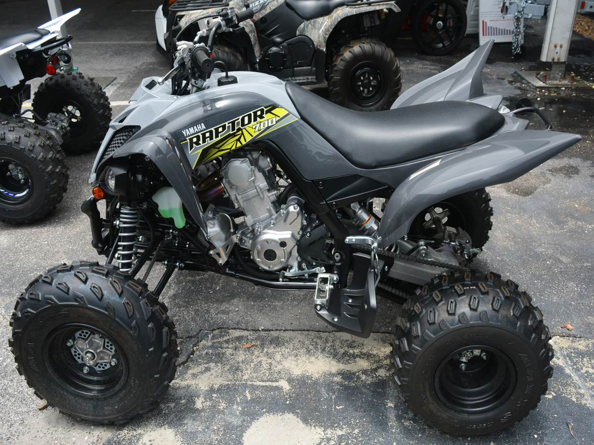 2019 Yamaha Raptor 700 in Clearwater, Florida