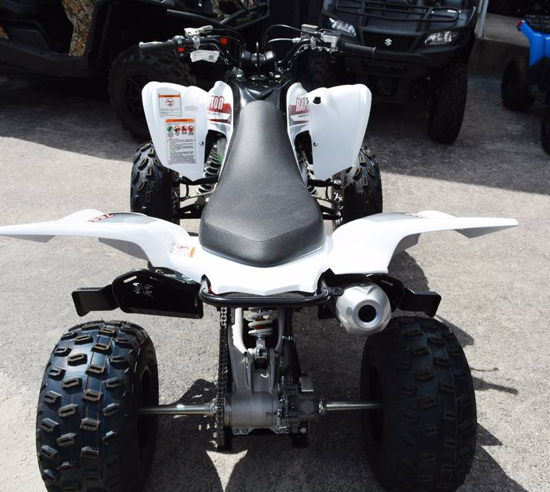 2018 Yamaha Raptor 700R SE in Clearwater, Florida