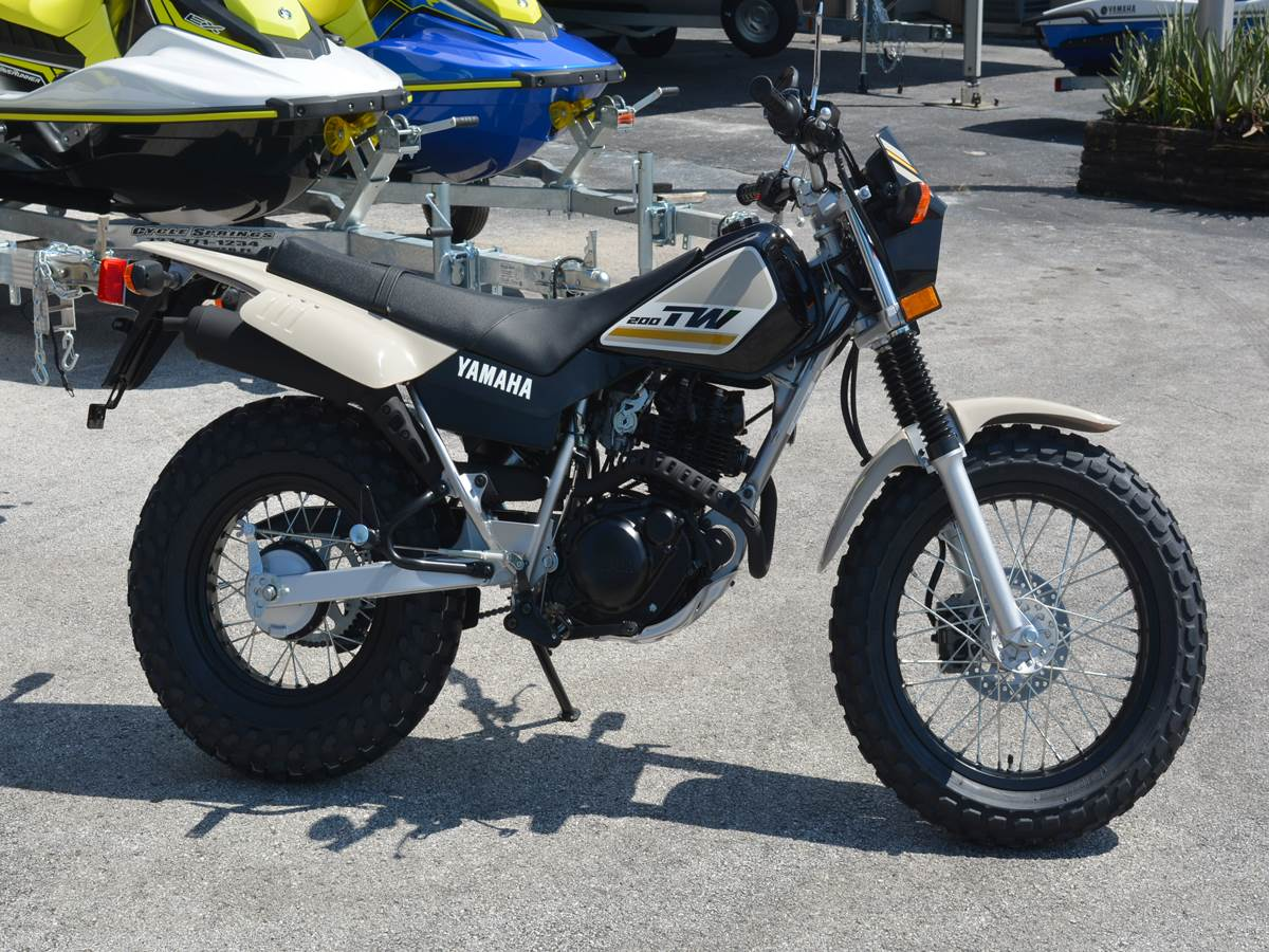 2020 Yamaha TW200 in Clearwater, Florida - Photo 4