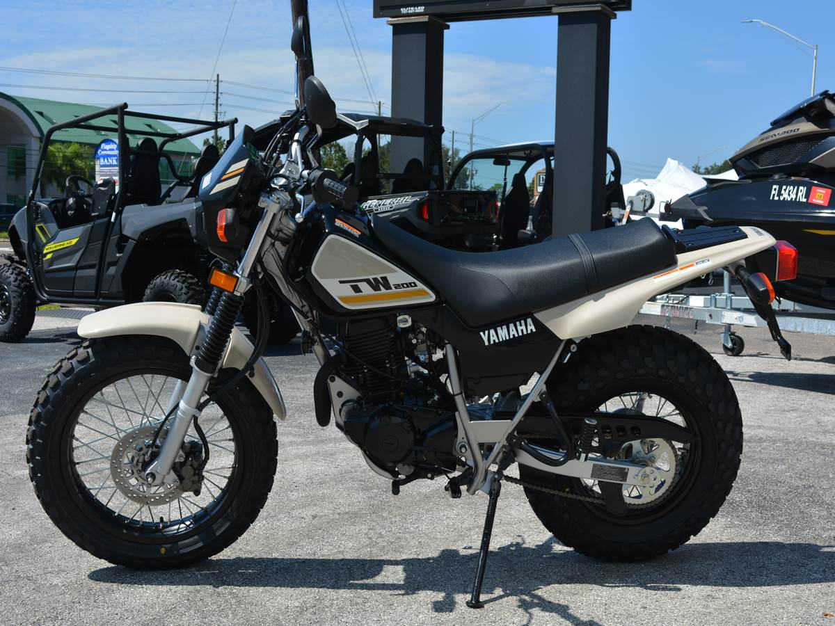 2020 Yamaha TW200 in Clearwater, Florida - Photo 5
