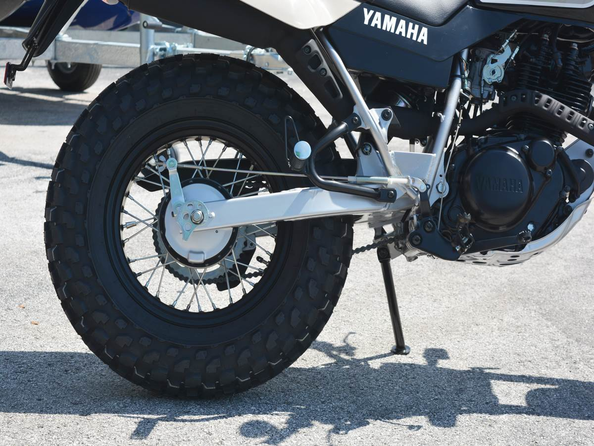 2020 Yamaha TW200 in Clearwater, Florida - Photo 7