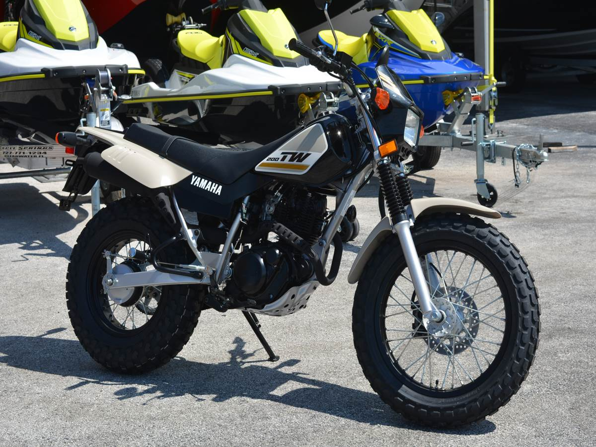 2020 Yamaha TW200 in Clearwater, Florida - Photo 1
