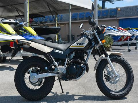 2020 Yamaha TW200 in Clearwater, Florida - Photo 8